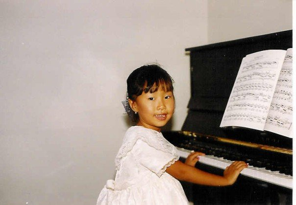 Little Yejin as a good Korean