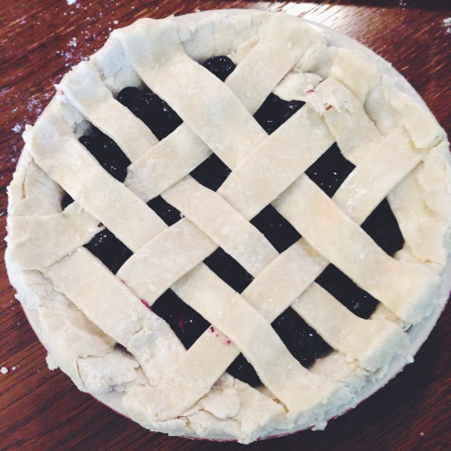 Lattice that pie!